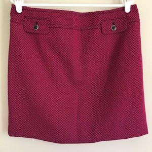 LOFT Ann Taylor Petite Women's Pink Skirt Size 14P